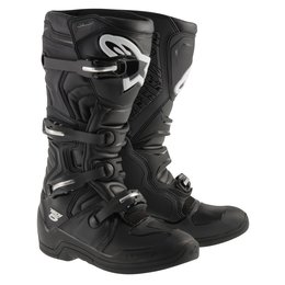 Black Alpinestars Mens Tech 5 Boots 2015 Us 5