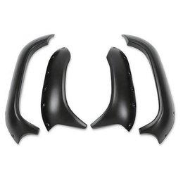 Maier Fender Flares Black For Yamaha Rhino 450 660 700