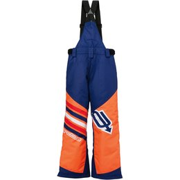 Arctiva Youth Boys Comp Insulated Bib Snowmobile Pants Blue