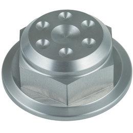 Joker Machine Steering Stem Nut Each Indian Clear Anodized 30-012-5 Unpainted