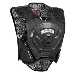 Black Speed & Strength Womens Killer Queen Armored Protection Vest 2015