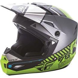 Fly Racing Kinetic Elite Onset MX Offroad Helmet Black