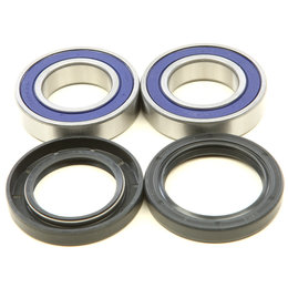 All Balls Racing ATV Rear Wheel Bearing And Seal Kit Yamaha YFM90 YFZ50 25-1726 Unpainted