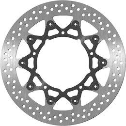 BikeMaster Front Brake Rotor Billet Aluminum For Yamaha 902 Unpainted