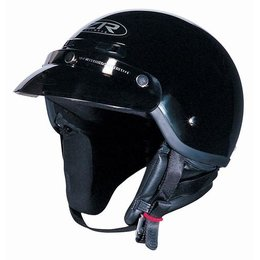 Black Z1r The Drifter Half Helmet