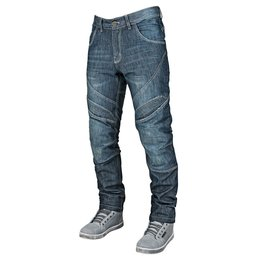 Blue Speed & Strength Mens Rust And Redemption Armored Moto Jeans 2015 30x30
