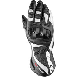 Spidi Sport Womens STS-R Leather Gloves Black