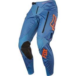 Fox Racing Mens Legion Offroad Riding Pants Blue