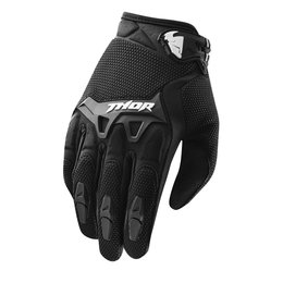 Black Thor Mens Spectrum Gloves 2015