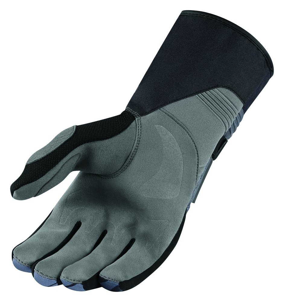 Mens leather insulated gloves - Insulated Motorcycle Gloves