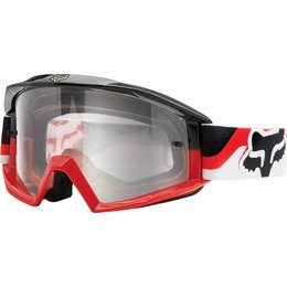 Fox Racing Womens Main Race 1 Goggles Red