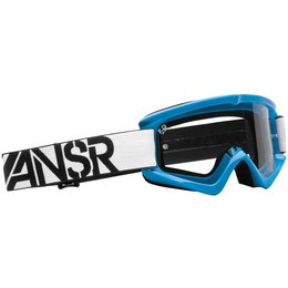 Cyan Answer Mens Apex Goggles 2014 Clear