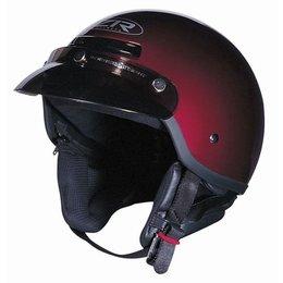 Wine Z1r The Drifter Half Helmet