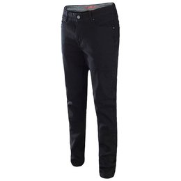 Troy Lee Designs Mens Raceshop 5 Pocket Straight Leg Cotton Blend Denim Pants Black