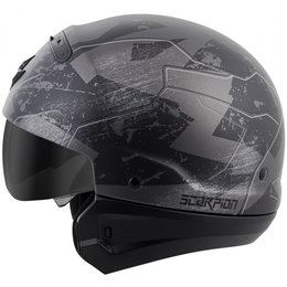 Scorpion Covert Ratnik 3-in-1 Convertible Helmet Grey