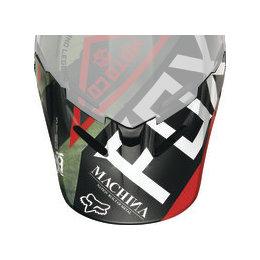 Camo Fox Racing Replacement Visor For V4 Machina Helmet