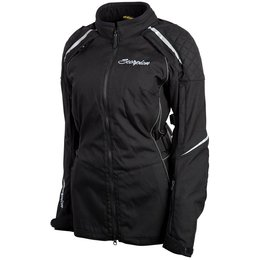 Scorpion Womens Zion Armored Textile Jacket Black