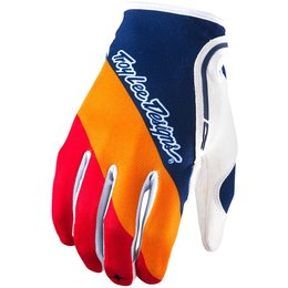 Troy Lee Designs Mens XC Corsa MX Motocross Off-Road Riding Gloves Blue