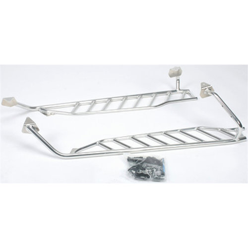 $336.23 Skinz Air-Frame Running Boards For Arctic Cat #1004856