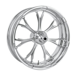 Performance Machine 21x3.5 Paramount Front Wheel Harley Chrome 12027106RPARCH Unpainted