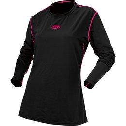Arctiva Womens Regulator Mid-Weight Insulated Base Layer Shirt Black