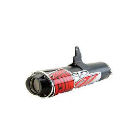 Aluminum Big Gun Evo Utility Slip-on Exhaust For Kawasaki Brute Force 650