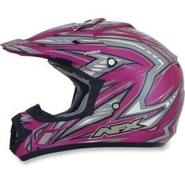 Fuchsia Afx Girls Fx-17y Fx17y Factor Helmet