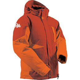 HMK Womens Dakota Waterproof Snowmobile Jacket Orange