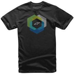 Alpinestars Mens Tesseract T-Shirt Black