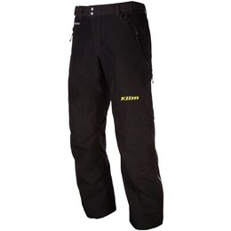 Klim Mens Powerxcross Gore-Tex Lightweight Breathable Snowmobile Pants Black