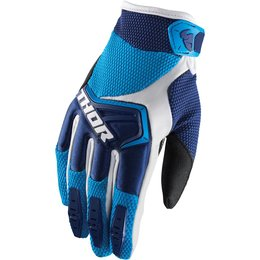 Thor Mens Spectrum MX Gloves Blue