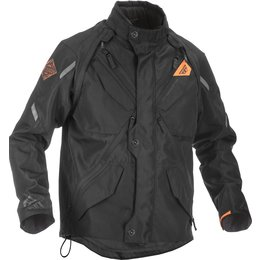 Fly Racing Mens Patrol Jacket Black