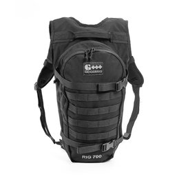 Black Geigerrig Tactical 700 70 Oz Hydration Pack 2013