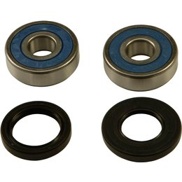 All Balls Wheel Bearing And Seal Kit Front 25-1291 For Honda TL250 XL100 XL100S Unpainted