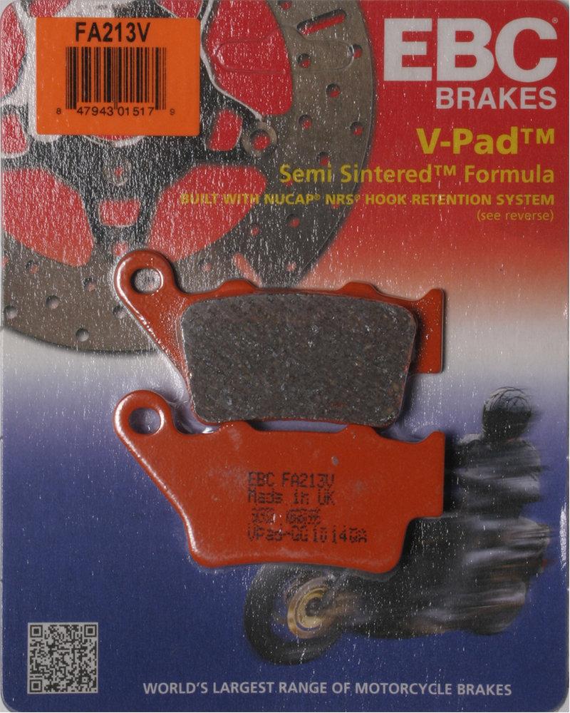 EBC Semi-Sintered V Front Brake Pads For BMW 2011 G650 GS