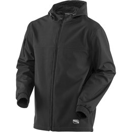 MSR Mens SkyRanch Softshell Casual Jacket Black
