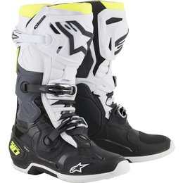 Alpinestars Mens Tech 10 Boots Black