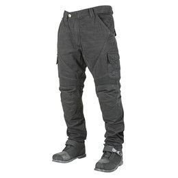 Black Speed & Strength Mens Dogs Of War Armored Riding Moto Pants 2015 30x30