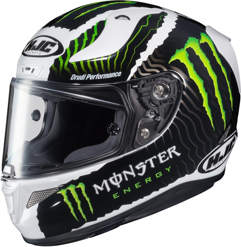 549 99 Hjc Rpha 11 Pro Monster Military Camo Full Face