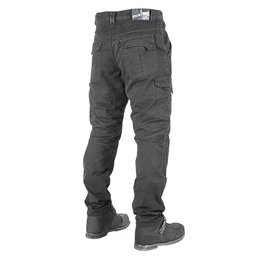 Black Speed & Strength Mens Dogs Of War Armored Riding Moto Pants 2015 30x32