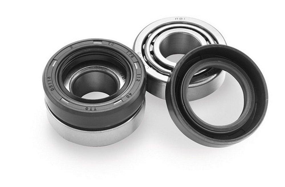 All Balls Racing Rear Wheel Bearings and Seals Kit 25-1492