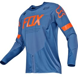 Fox Racing Mens Legion Offroad Riding Jersey Blue