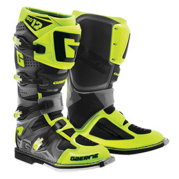 Gaerne Mens SG-12 MX Motocross Off-Road Boots Yellow