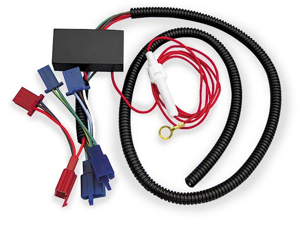 126435 show chrome electronically isolated trailer wire harness for honda gl1800 52 814_1000_1000 $49 99 show chrome electronically isolated trailer wire 223167 Aircraft Electrical Harness at couponss.co