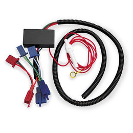 wiring harnesses show chrome electronically isolated trailer wire harness for honda gl1800 52 814