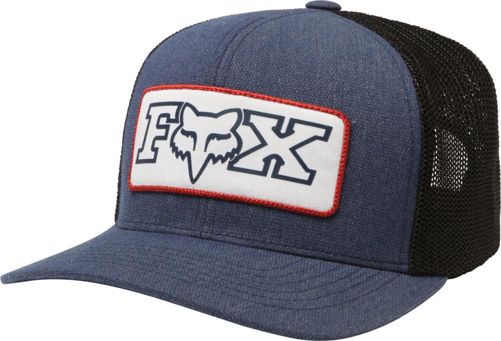 new concept 6b508 5ed33 coupon code fox racing mens honorarium 110 snapback hat blue 54549 b1611