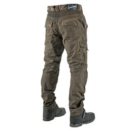Olive Speed & Strength Mens Dogs Of War Armored Riding Moto Pants 2015 30x32