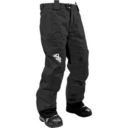 HMK Womens Dakota Bib Waterproof Snowmobile Pants Black