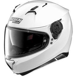Nolan N87 Full Face Helmet White