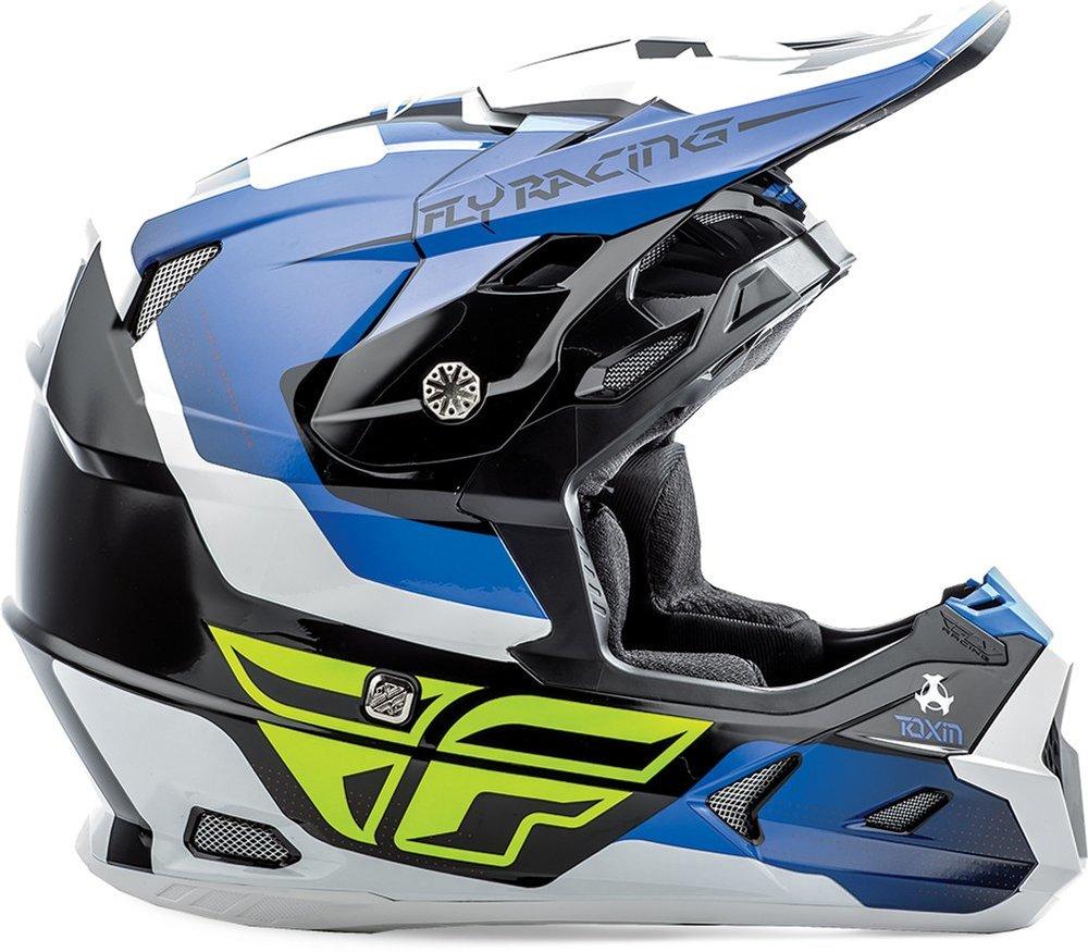 Discount Motorcycle Gear >> $159.95 Fly Racing Toxin Graphic MX Helmet #1061780
